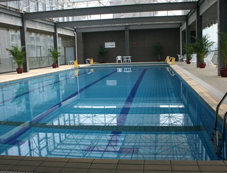 泳池系统工程
